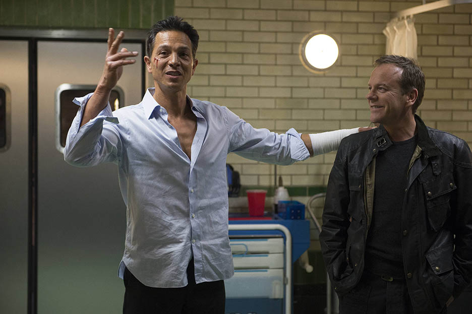 Benjamin-Bratt-Kiefer-Sutherland-24-Live-Another-Day-Episode-10-BTS
