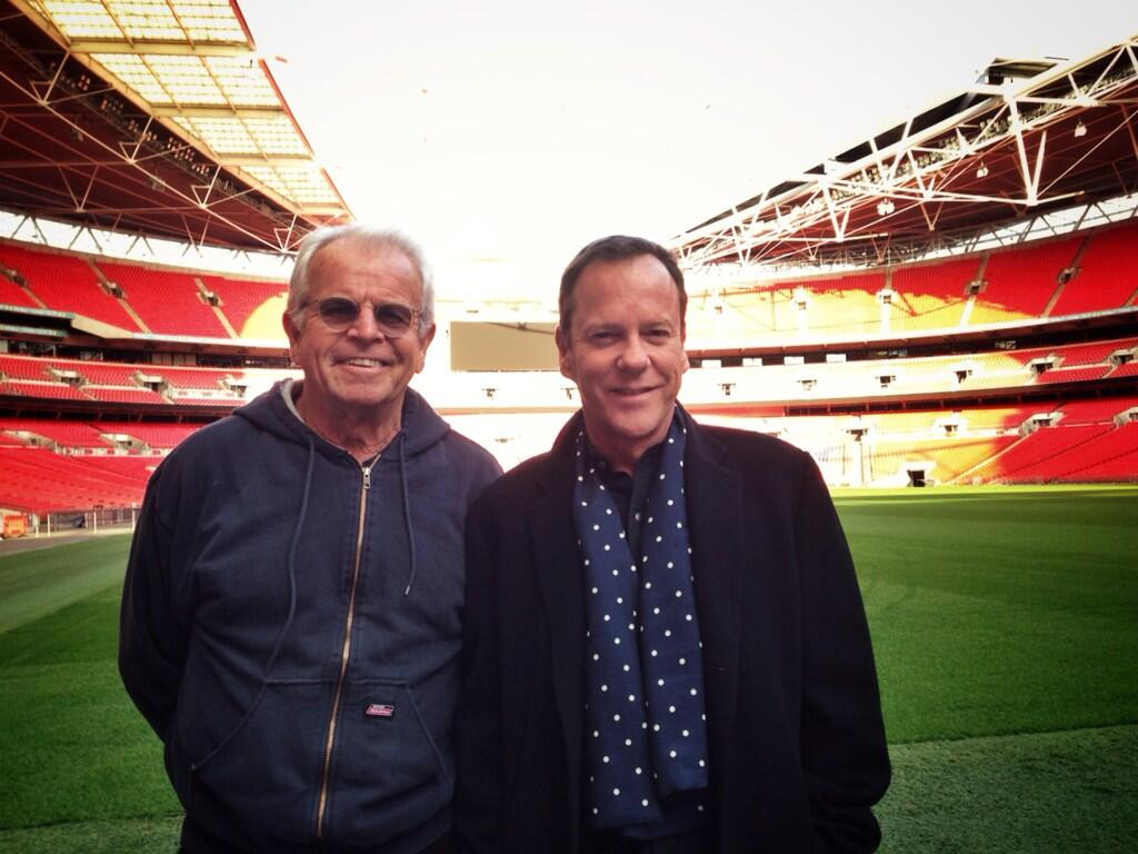 William-Devane-Kiefer-Sutherland-Wembley-Stadium