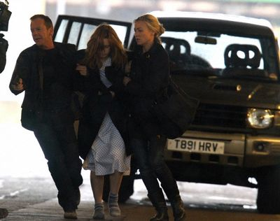 24: Live Another Day' enters its last week of filming in the UK
