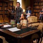 ジョージ・メイソン役の俳優が今夜放送の『ウォーキング・デッド』に出演しています!