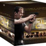 【年末年始需要】全シーズン収録のコンプリートBOX販売&『24』動画のネット視聴
